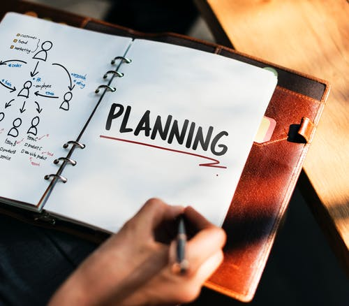 image of planner